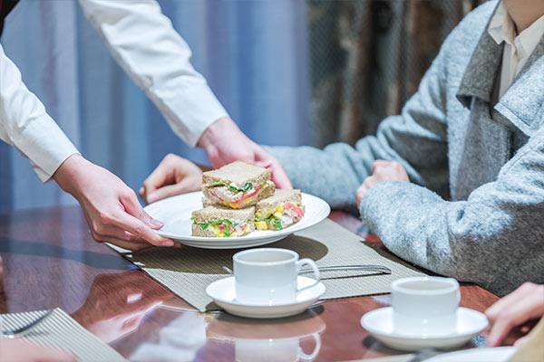 配餐與營養健康服務