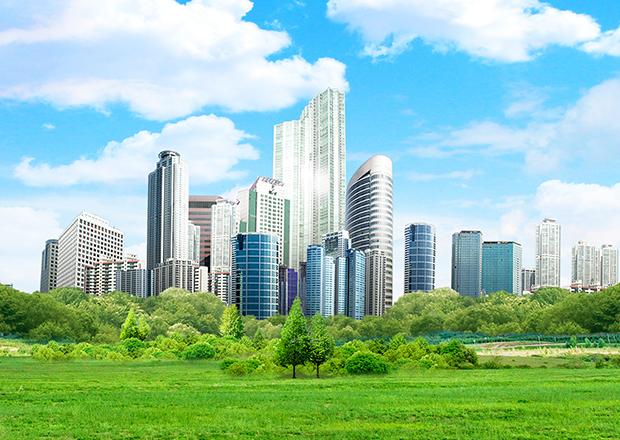 城市環境空氣質量自動監測系統解決方案