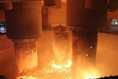 礦熱爐系統