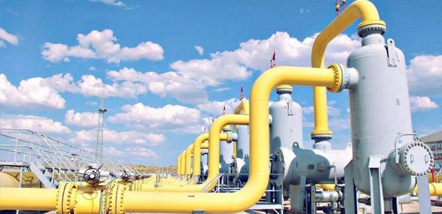 天然氣領域