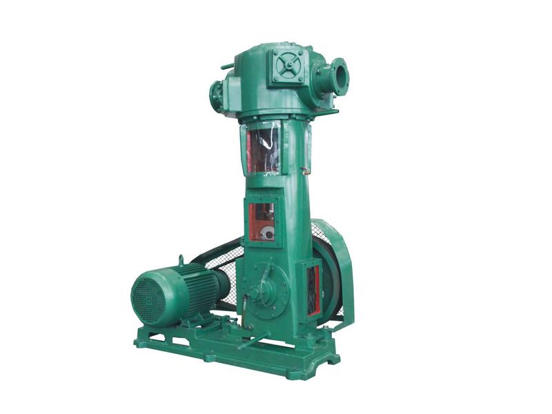 WL、WLW系列立式(無油)往復式真空泵