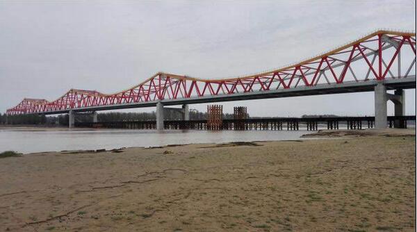 济南长清河公路大桥