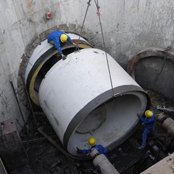 顶进式施工钢筋混凝土排水管(DRCP)