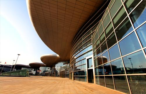 武漢新城國際博覽中心