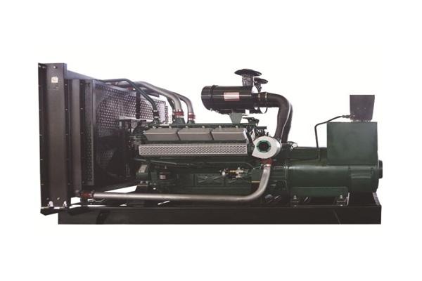 450kw上海系列柴油發電機