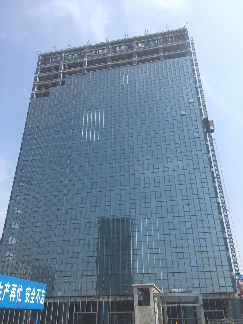 西咸新區創新大廈