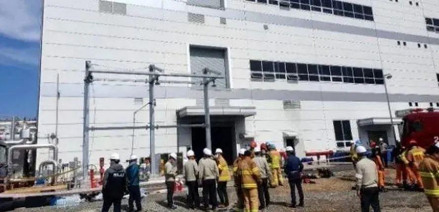从LG化工两起事故谈化工厂风险