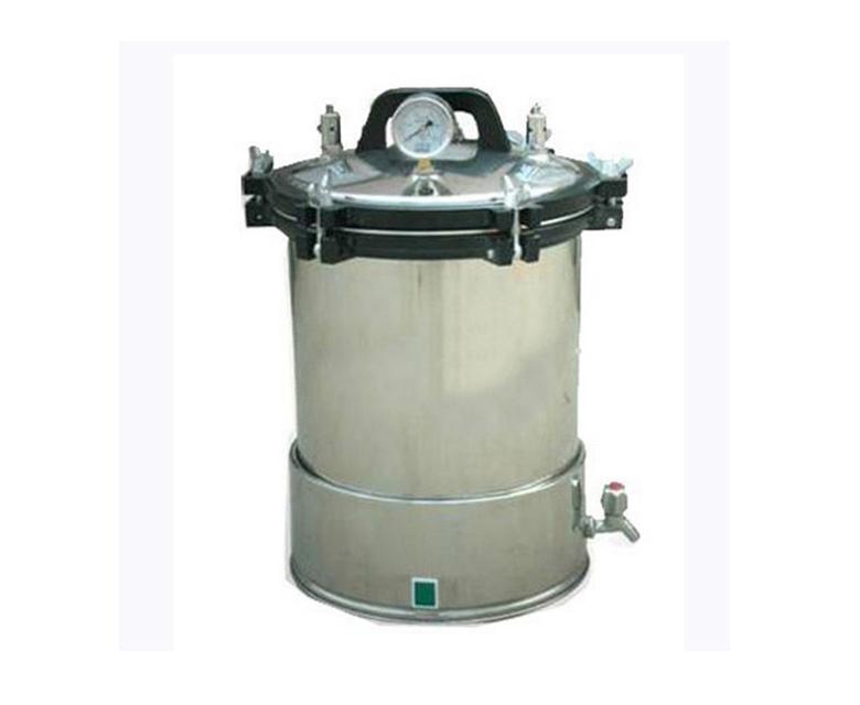 手提式蒸汽滅菌器