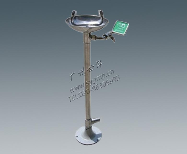316不銹鋼立式洗眼器(高亮光)
