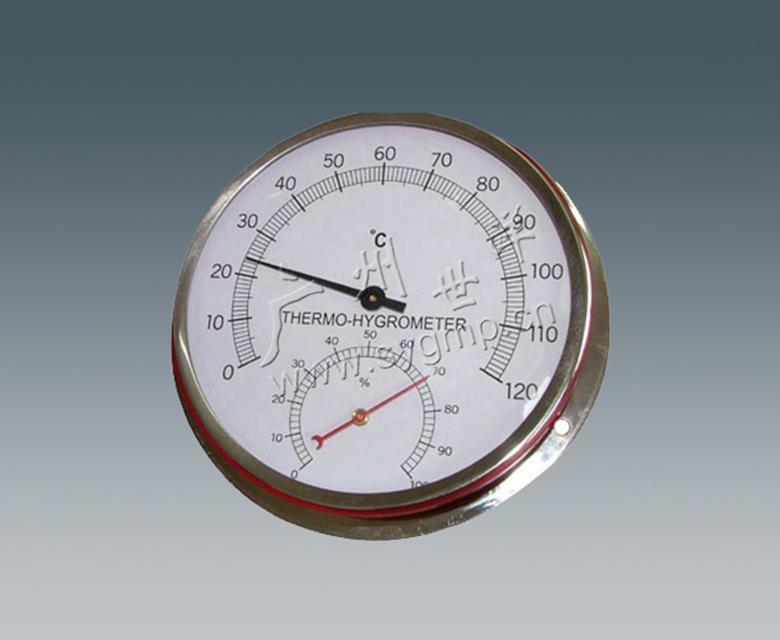 指針式溫濕度表