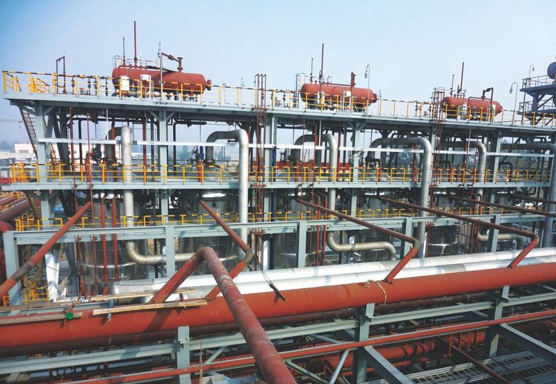 拜爾(上海)異氰酸酯和聚醚裝置