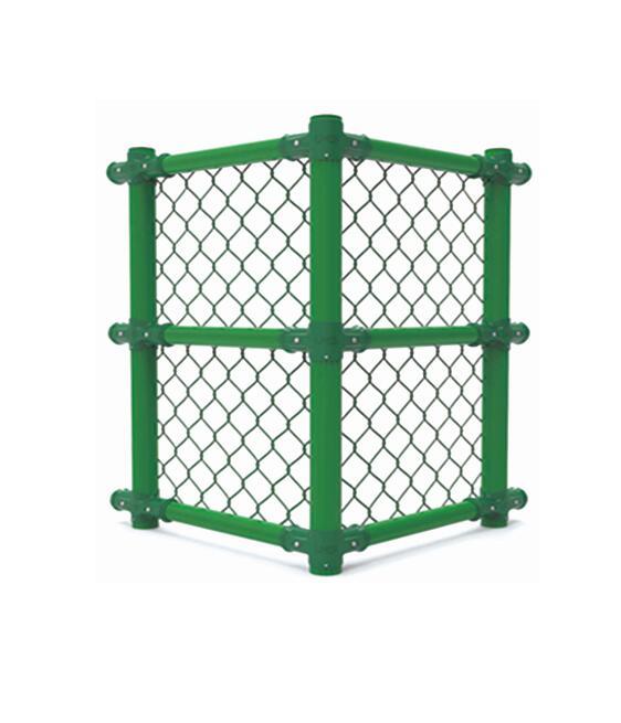 精钢冲压扣件拼装围网
