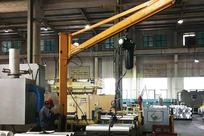 機械加工行業案例