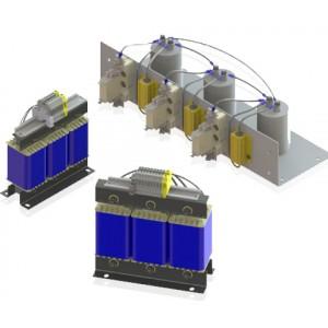 电磁波无源架空滤波器 50HZ / 400V(IP00)