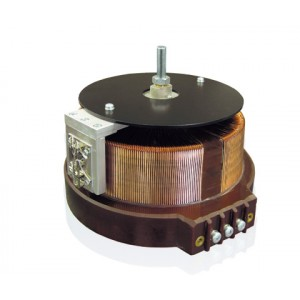 里奥瓦RRT / RRTW 单相环形可变变压器(自动绕组,开放式,IP 00)