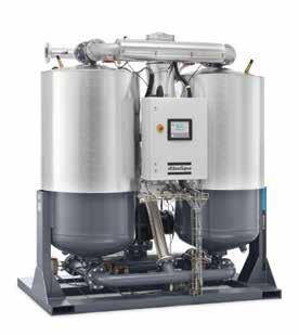 XD 壓縮熱再生雙塔吸干機