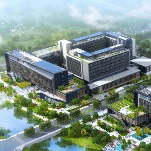 北京城市副中心B3B4項目