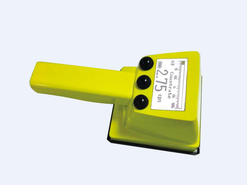 表面污染檢測儀應用范圍及主要指標介紹