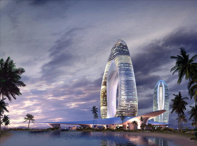 三亞鳳凰島國際養生度假中心