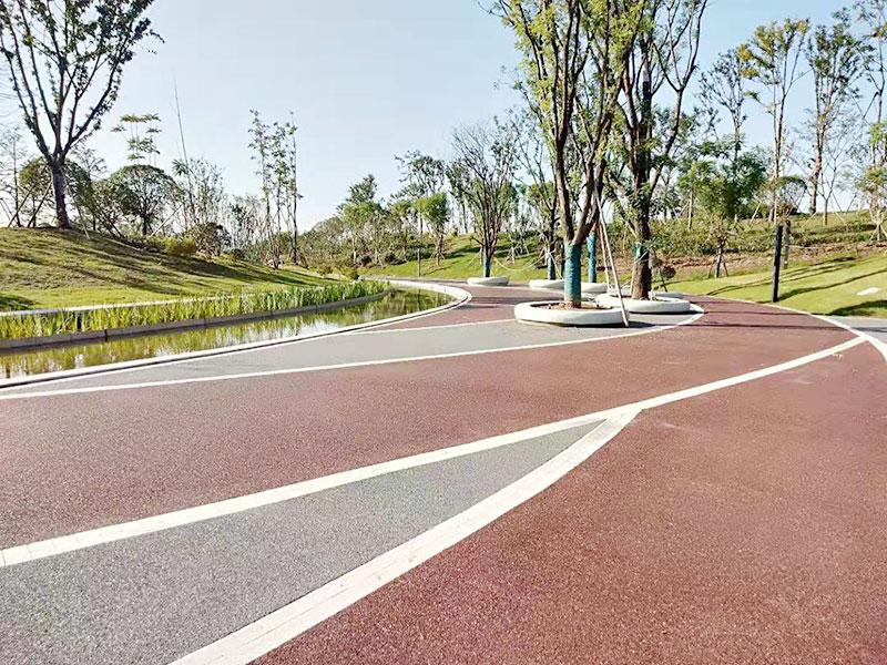 重慶渝北金州公園