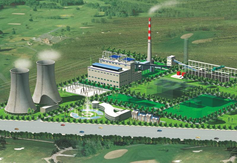 新疆天業集團2x50MW自備電站三期