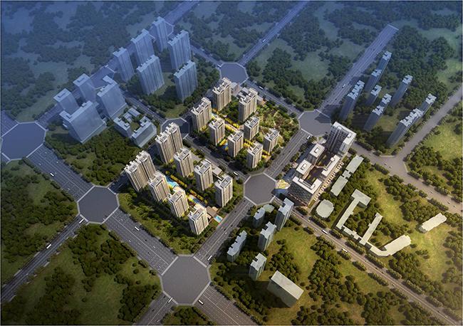 郑州绿都·都汇商业中心
