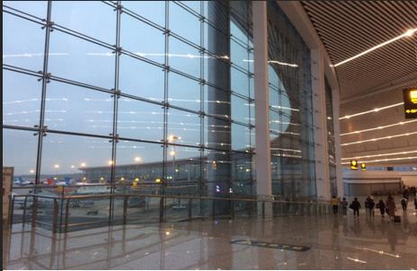 江北机场T3航站楼2017