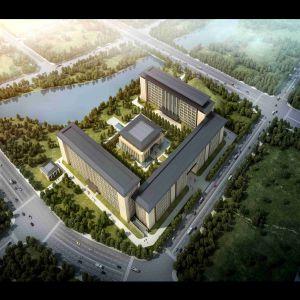 北京城市副中心A5項目(北京市紀委大樓)