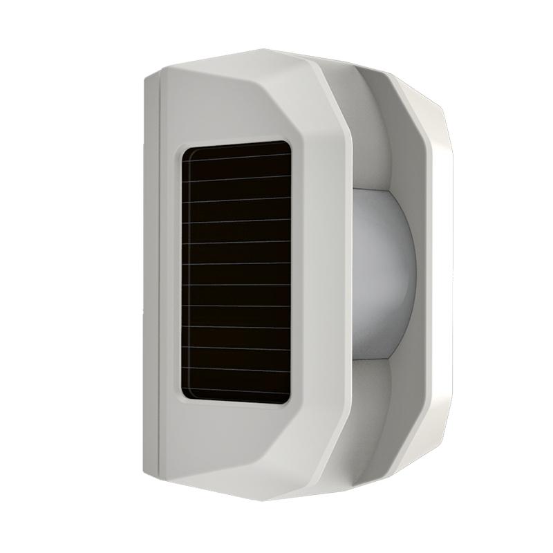 光能被动红外幕帘探测器 HB-T201