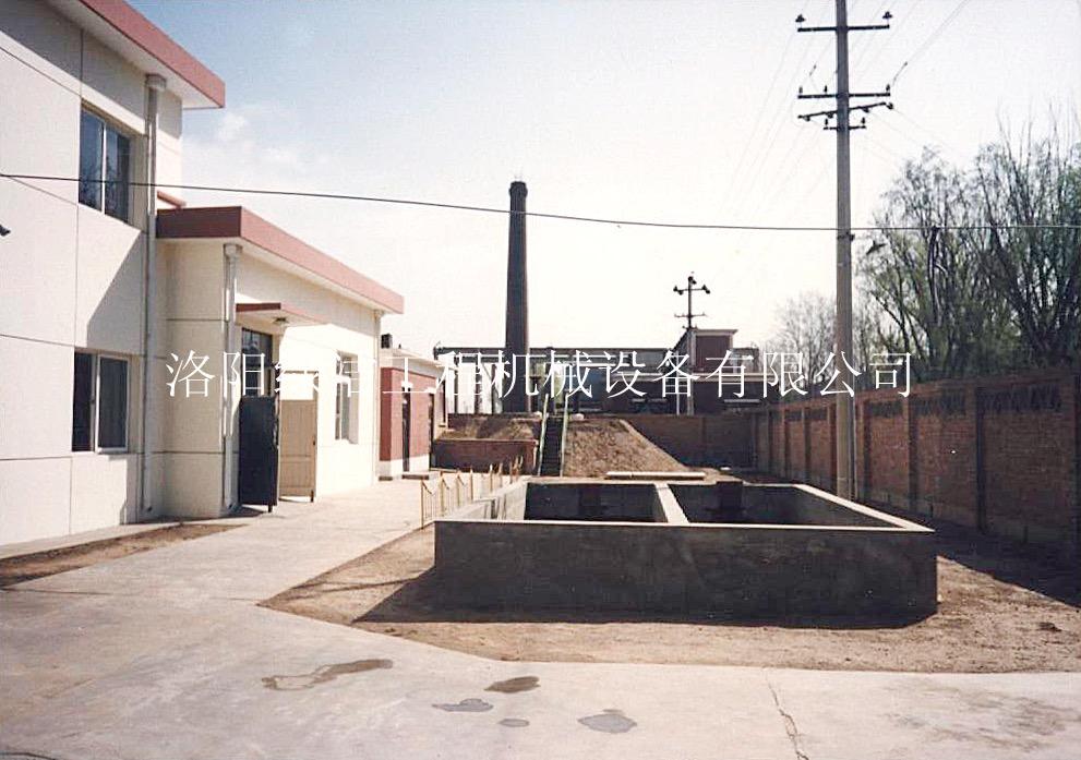 北京雙橋車輛段含油廢水處理設備
