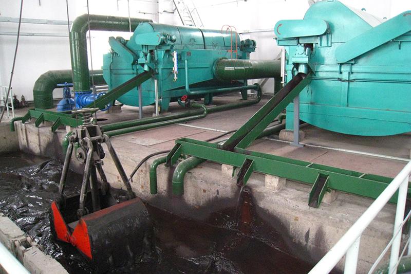雙磁分離凈化廢水設備
