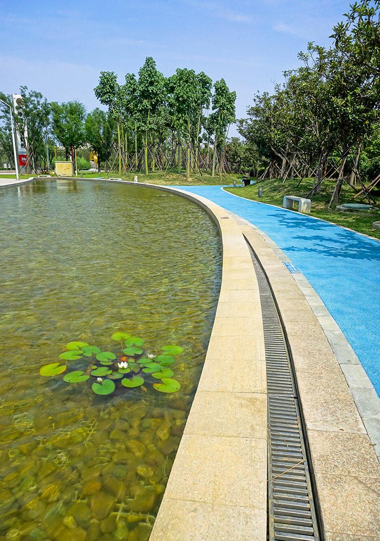 郑州国家干线物流港景观设计