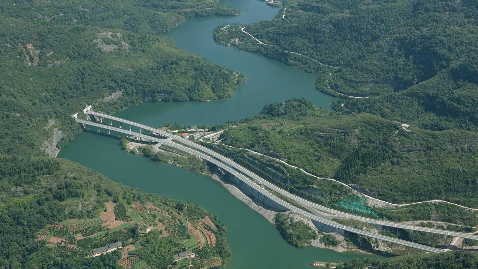 G50滬渝高速公路 | 宜昌至利川段