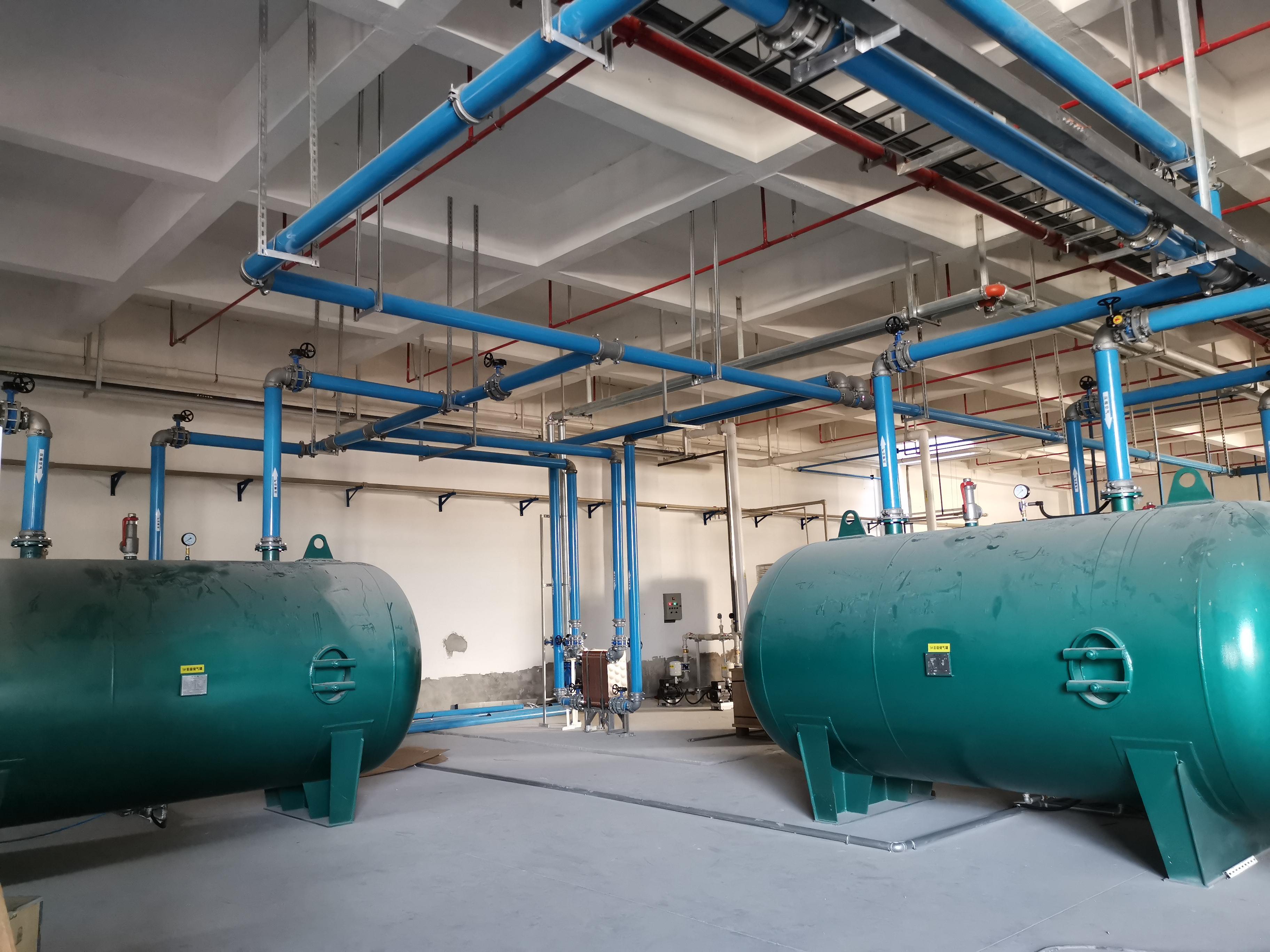 鋁合金節能管道工程