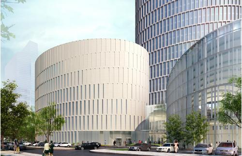 哈尔滨银行总部大厦