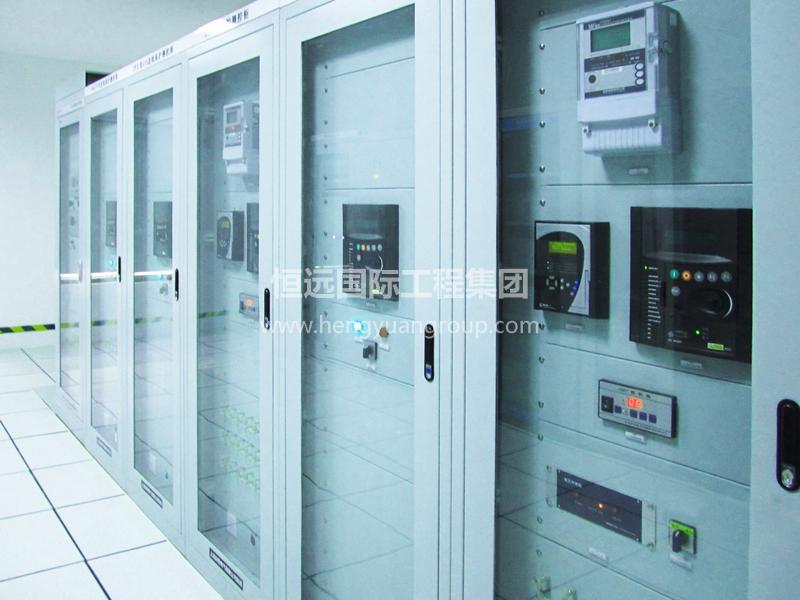 甘肅恒亞水泥有限公司 高低壓非標配電箱柜