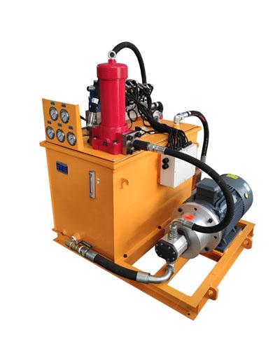 垃圾发电站液压系统