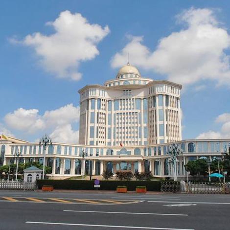 顺德区政府大楼