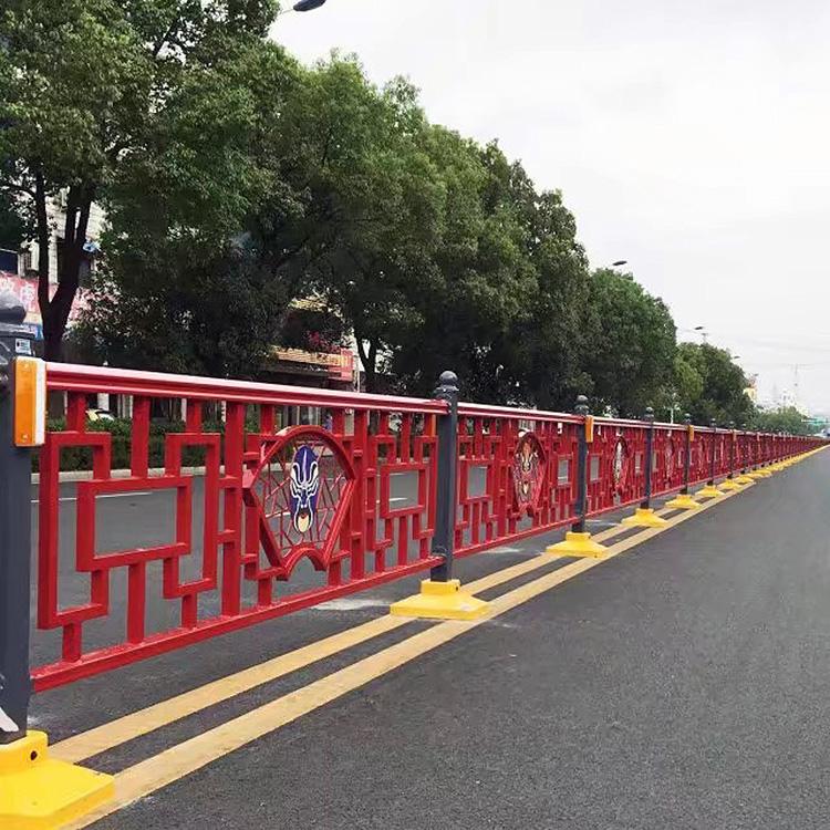 城市交通隔离栏杆围栏网