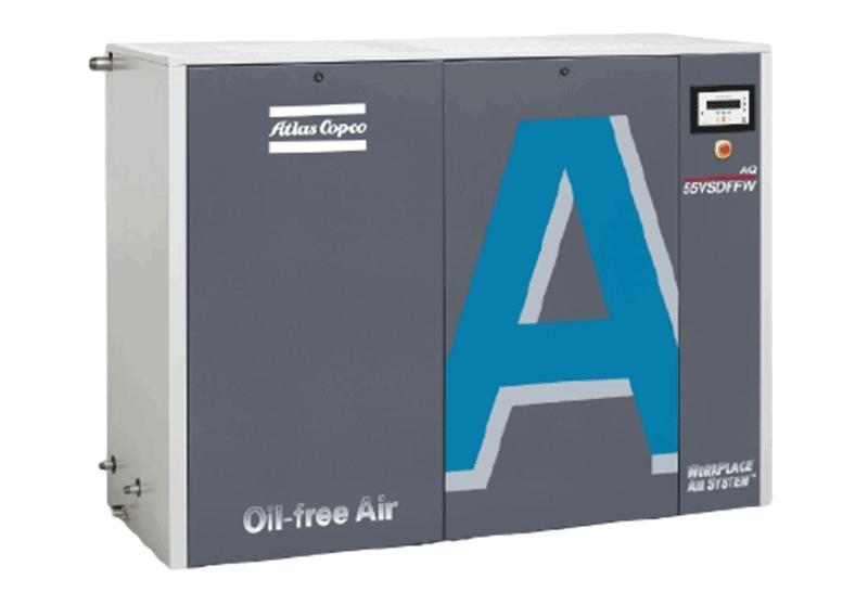 AQ 噴水螺桿空壓機