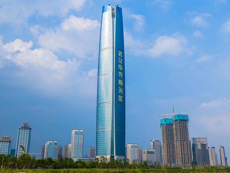 武漢中心大廈