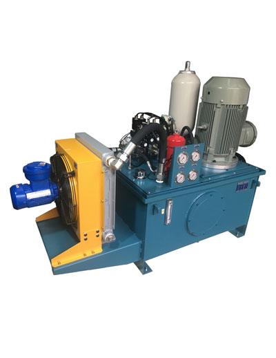 废气处理防爆液压系统