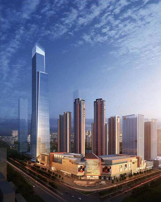 深圳華潤中心幸福里豪宅