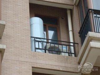 空氣能熱水器都是安裝在哪里的?
