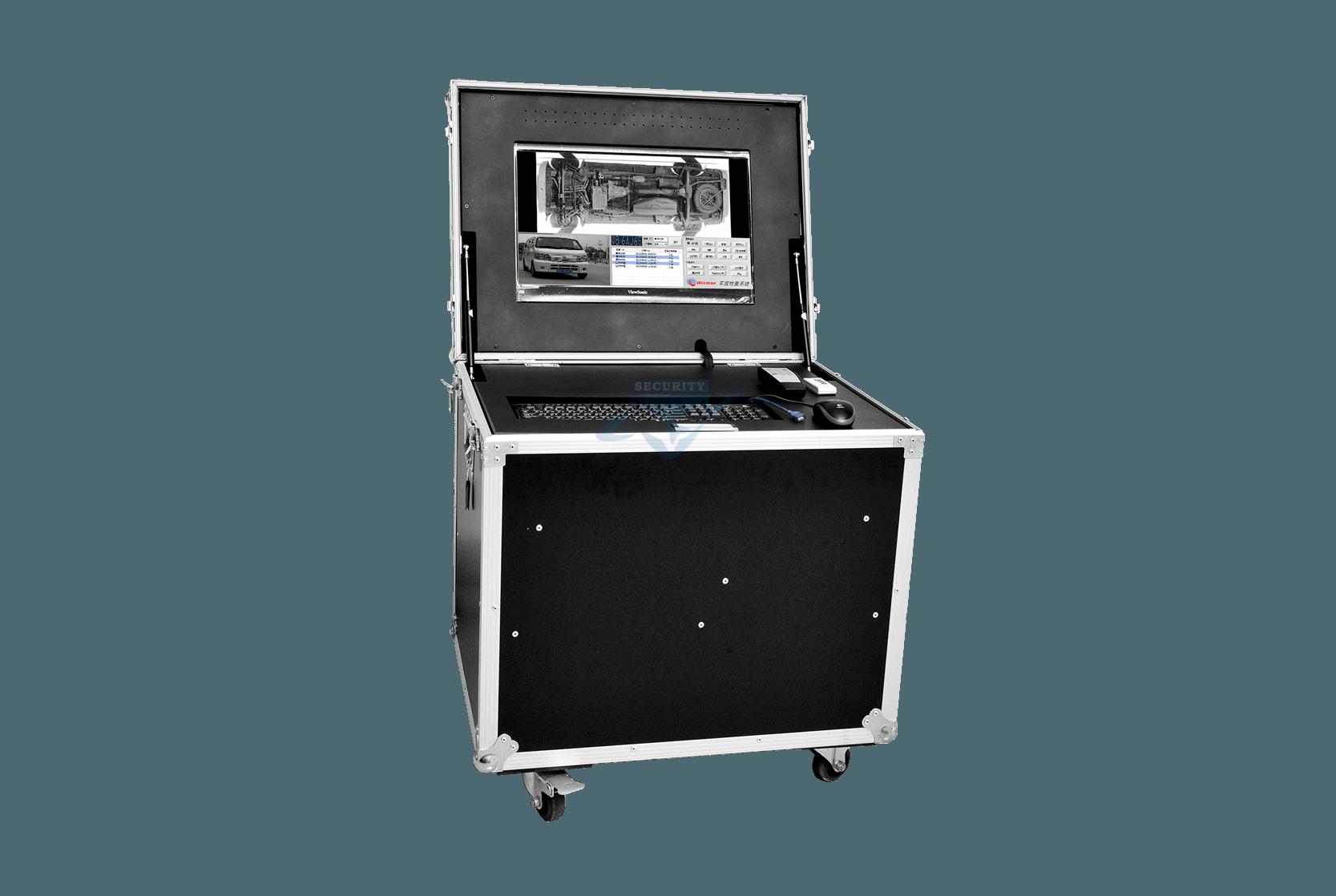 CJX-B3000-ZX移动式车底检查系统