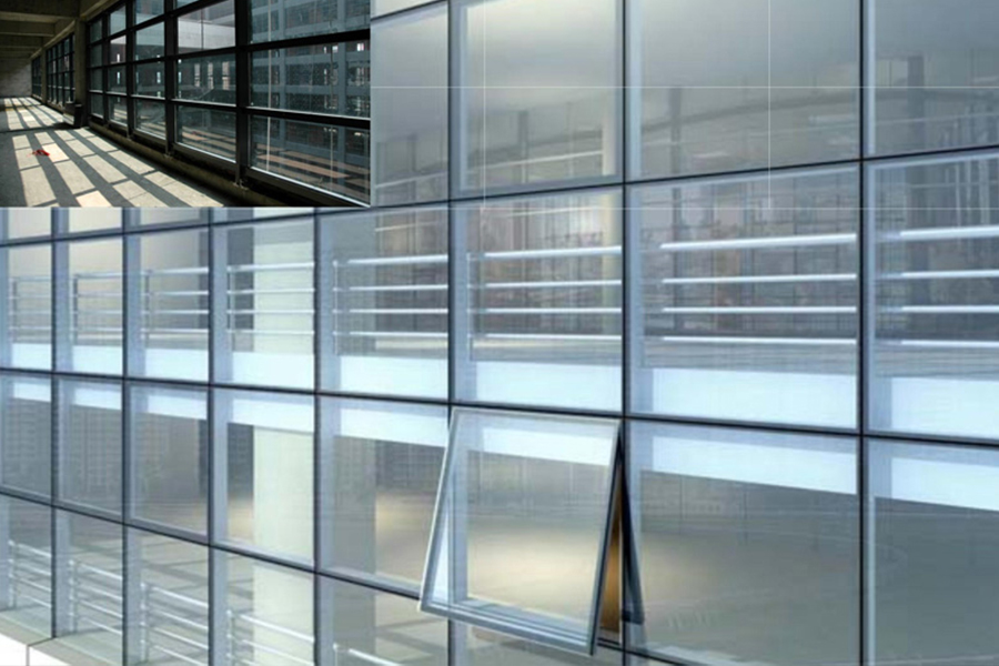 隱框玻璃幕墻