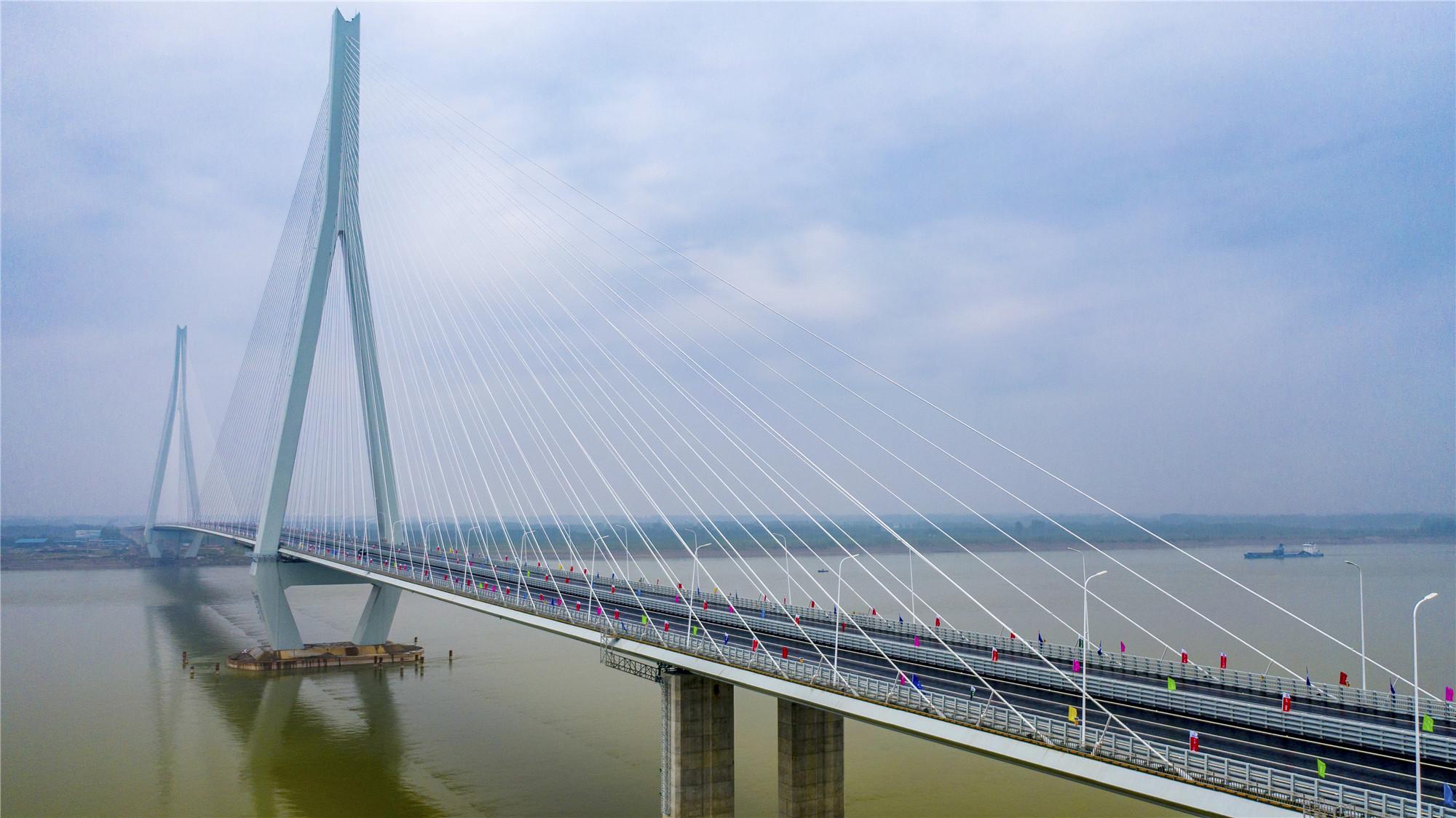 石首長江公路大橋