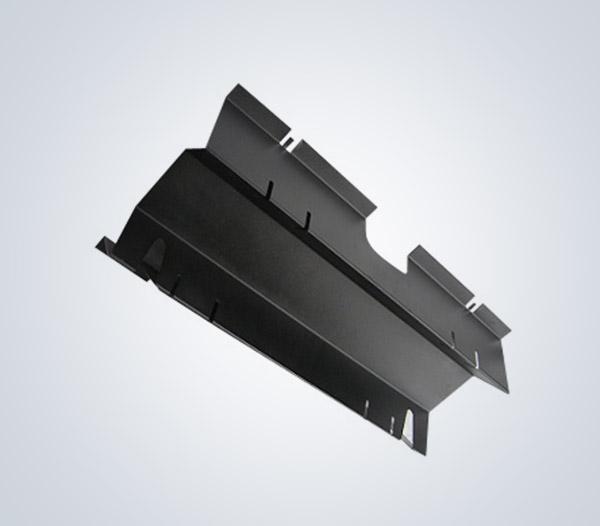 机柜顶部电源布线架
