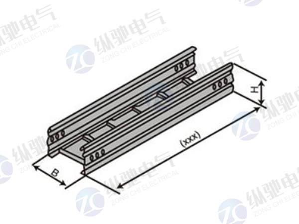 DJ-TⅠ-01型梯級式大跨距電纜橋架