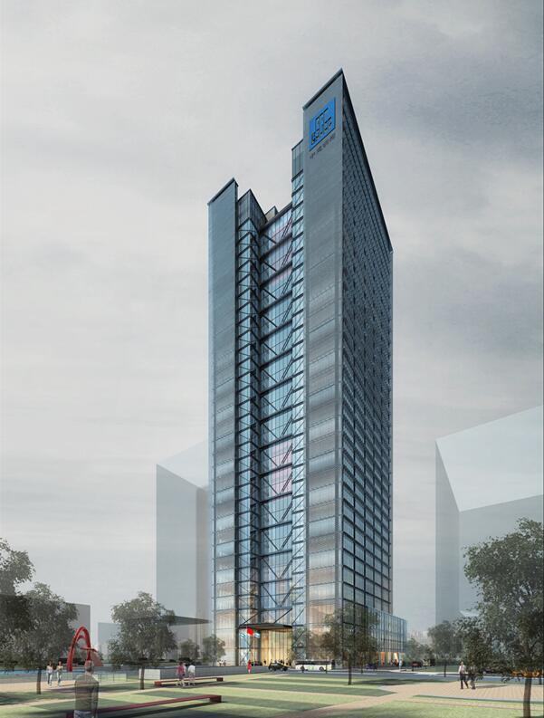中建鋼構總部大廈